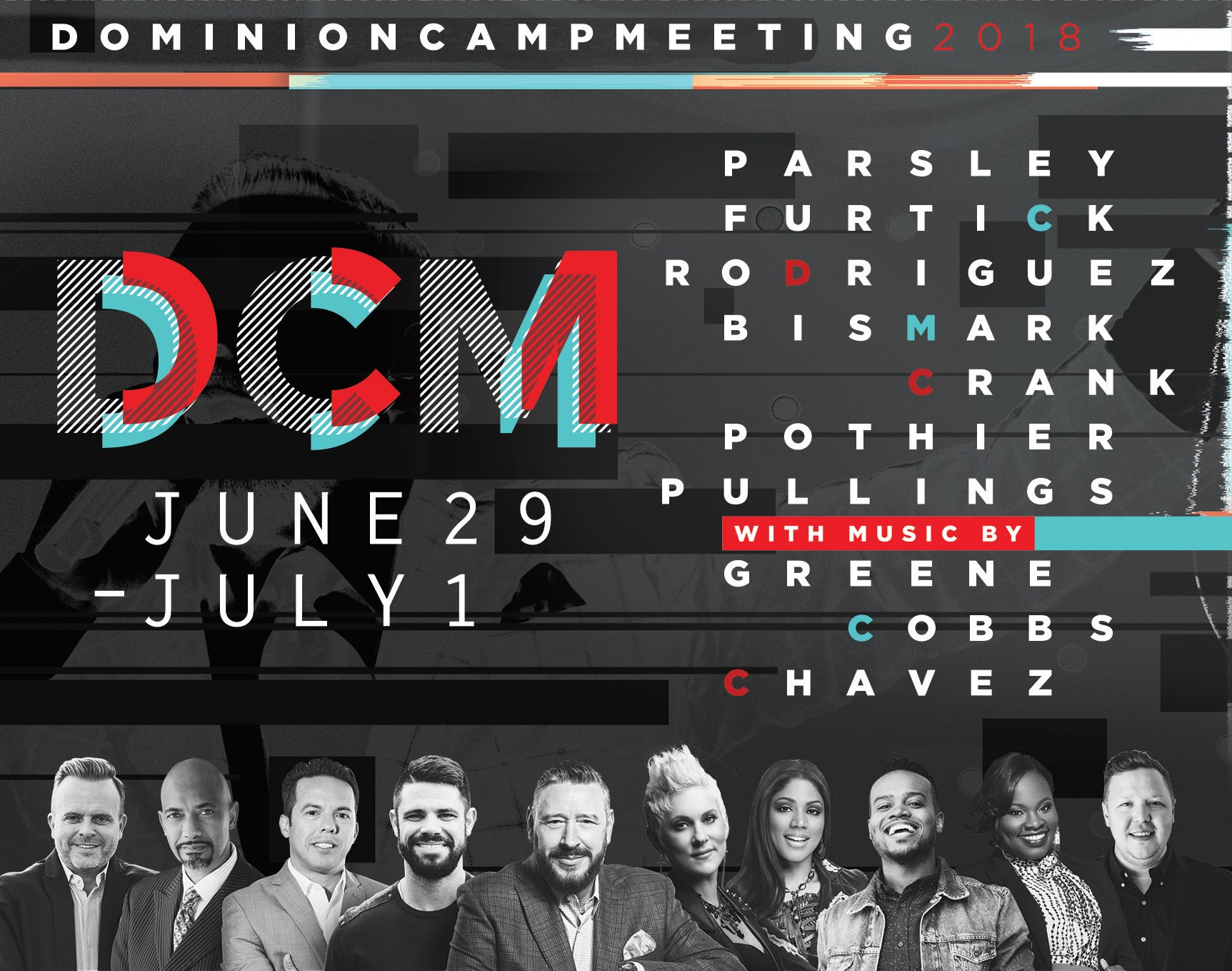 Dominion Camp Meeting 2018