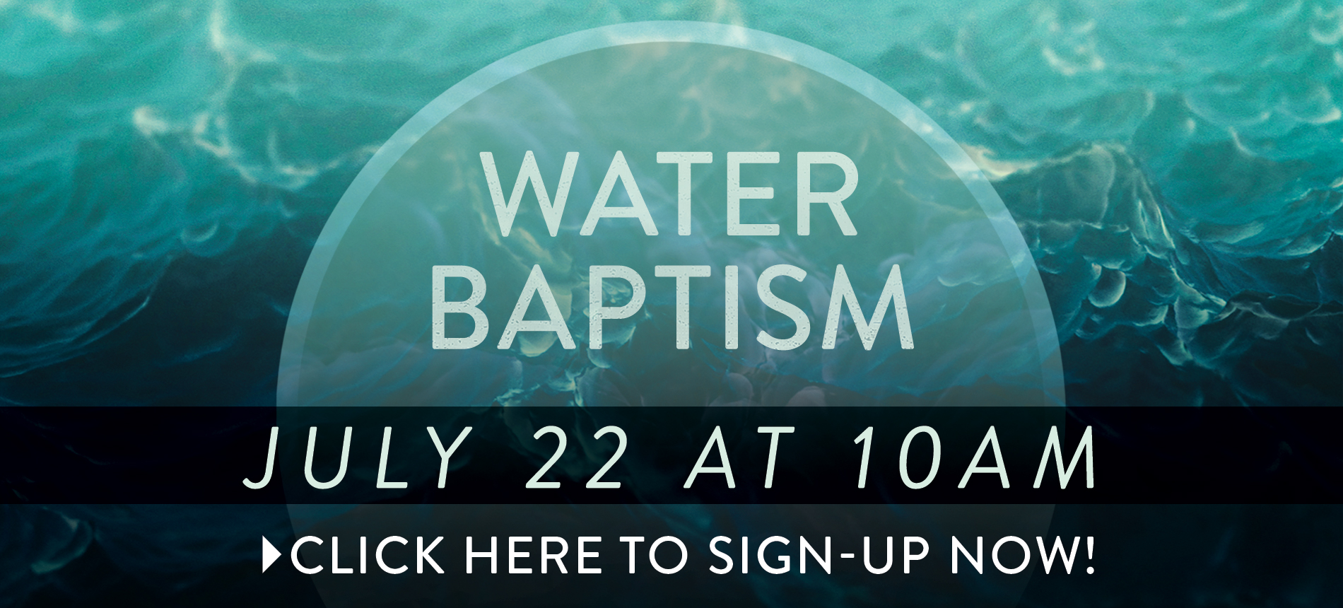 WHCE | Water Baptisms