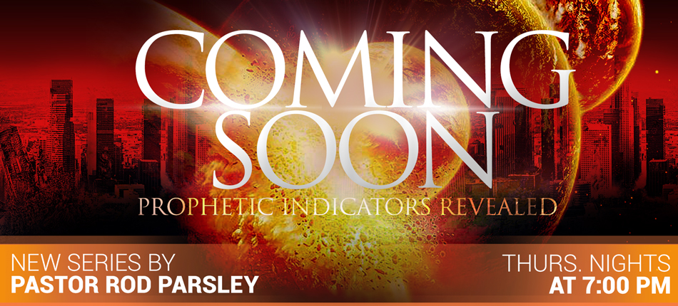 Coming Soon: Prophetic Indicators Revealed