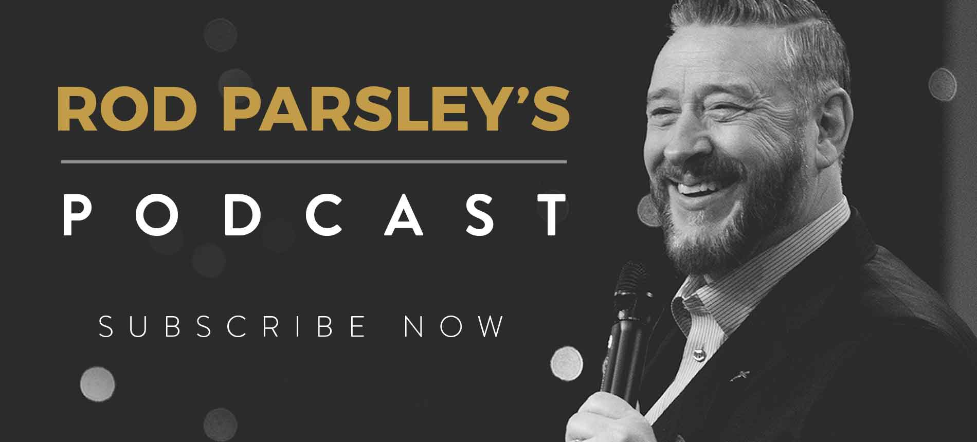 WHCE | Rod Parsley Podcast