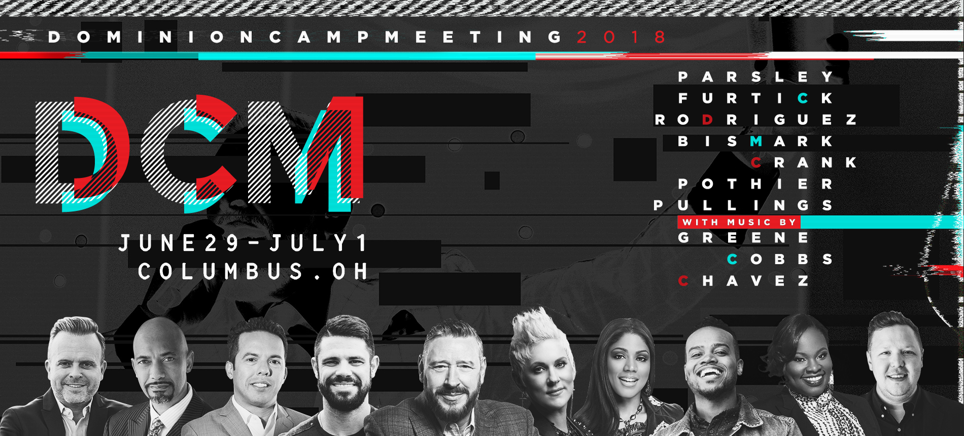WHCE | Dominion Camp Meeting 2018 microsite