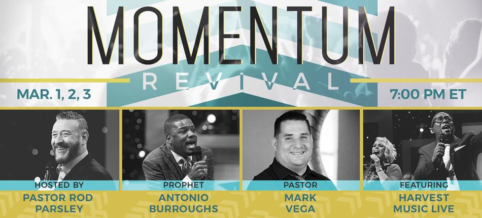 WHCE | Momentum Revival 2018