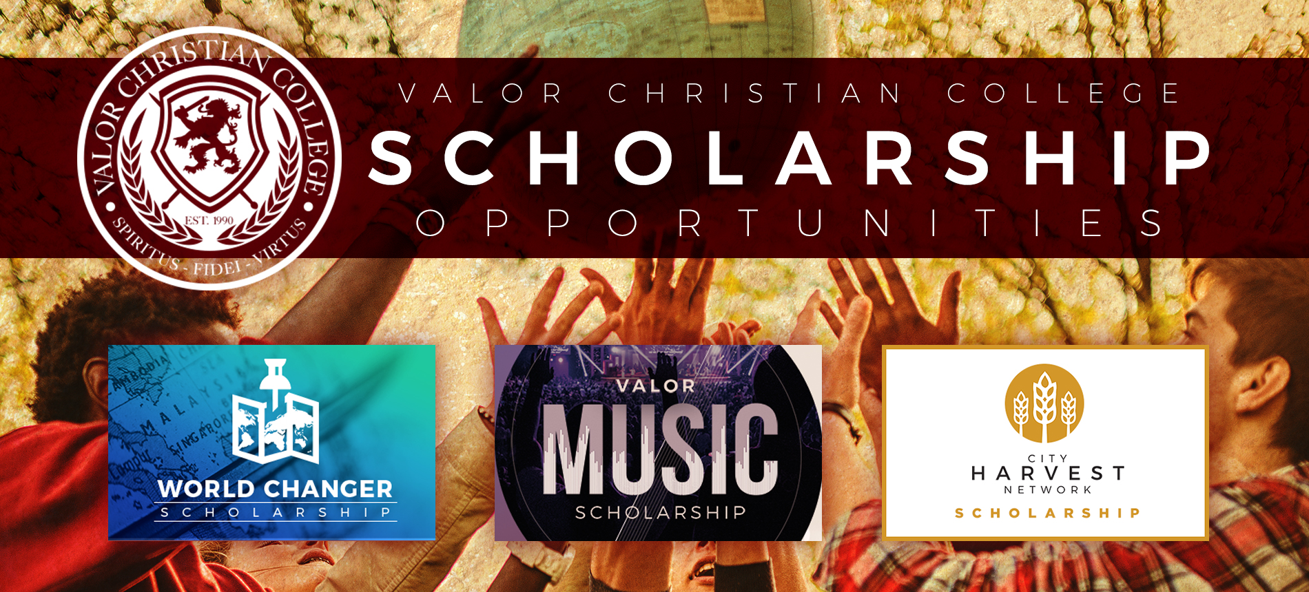 VCC Scholarship Opportunities | WHCE