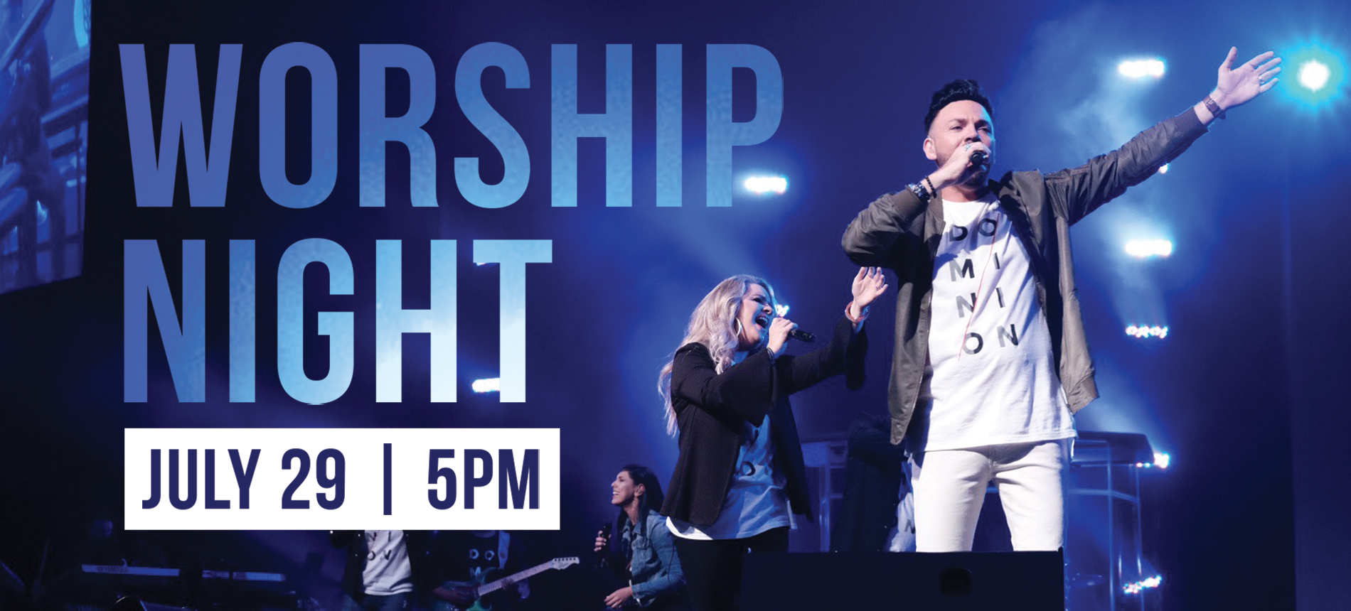 WHCE | Worship Night